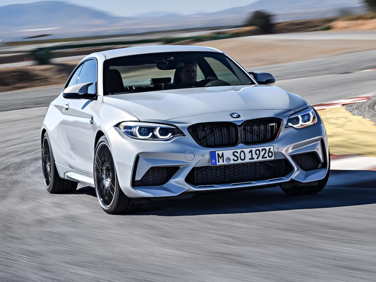Bild zu Rennsport im Kompaktformat: Der neue BMW M2 Competition in Aktion: