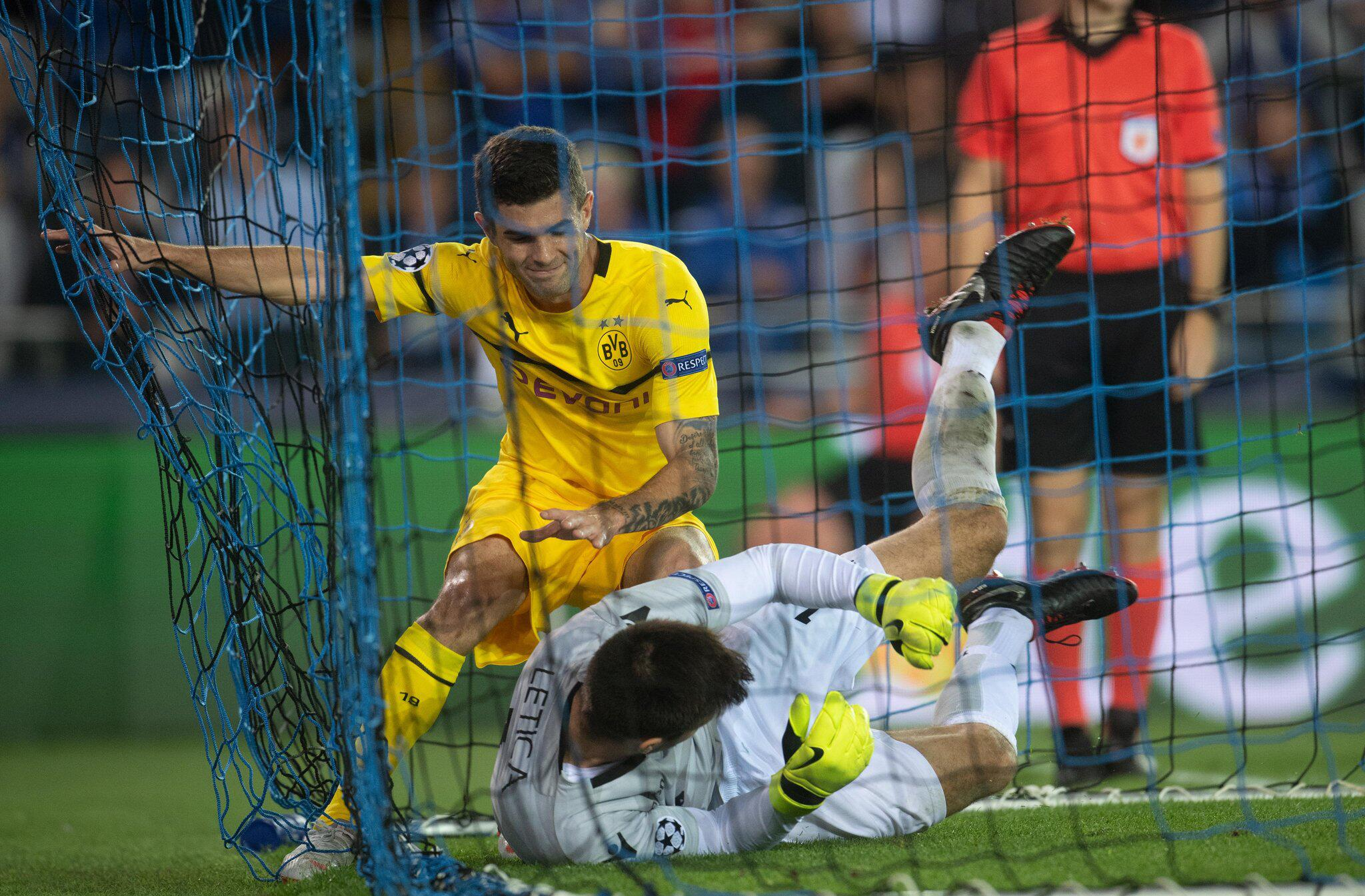 Bild zu FC Brügge - Borussia Dortmund