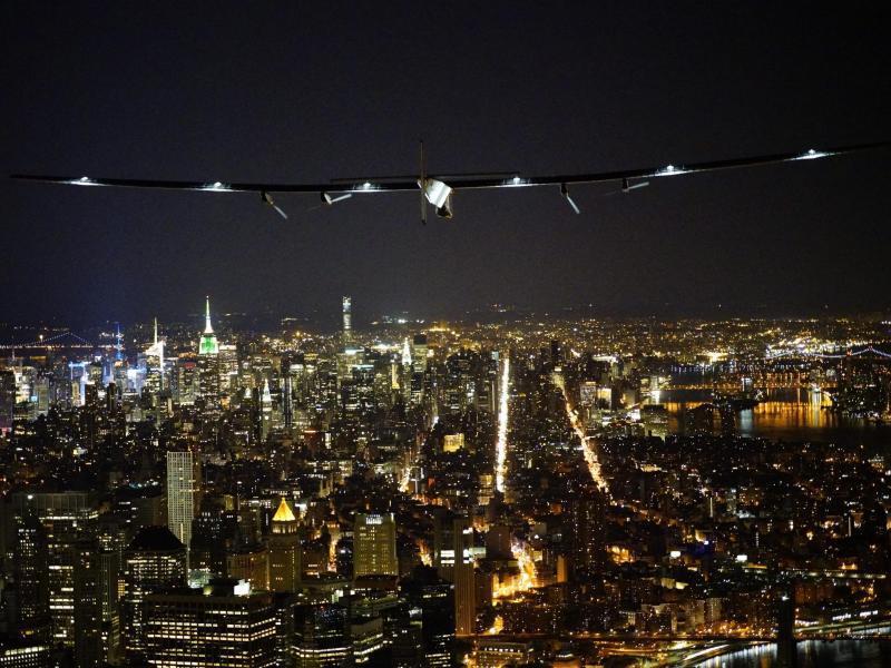 Bild zu Zwischenstopp in New York