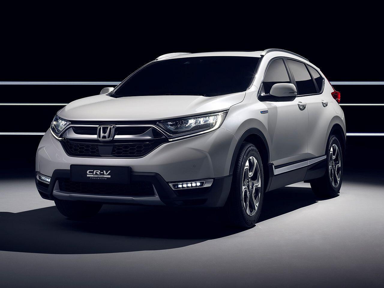 Bild zu Honda CR-V 2018