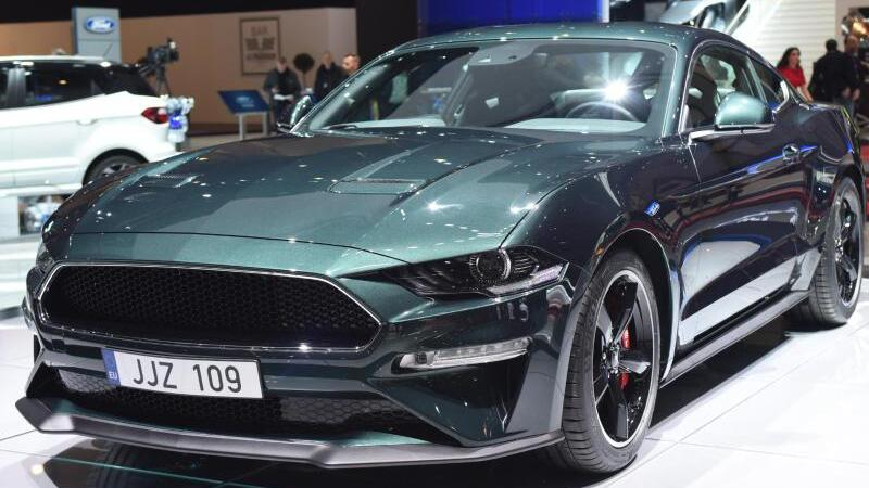 Mustang Bullitt von Ford