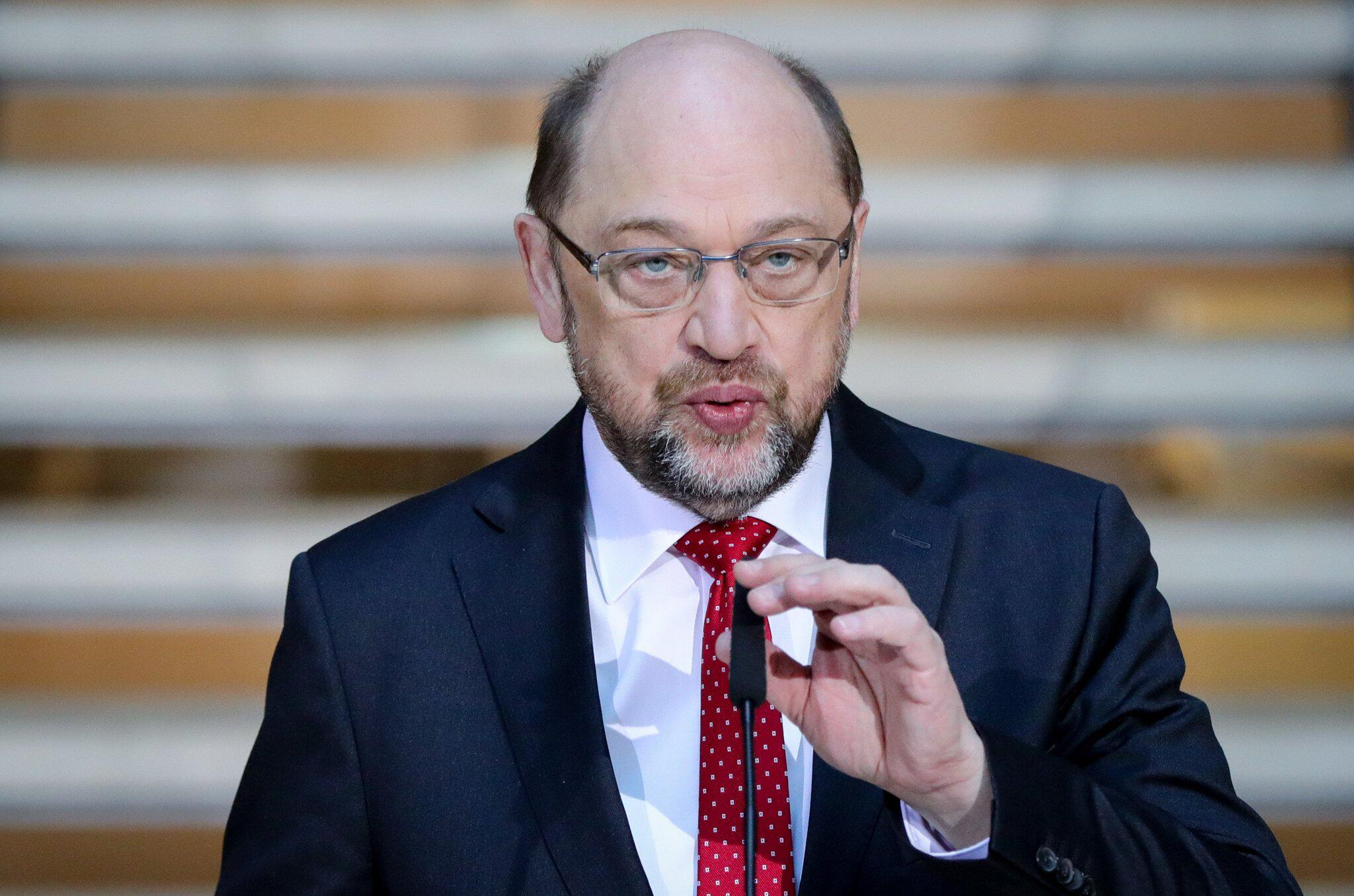 Bild zu Coalition negotiations in Germany