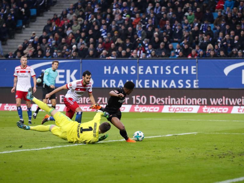 Bild zu Hamburger SV - Bayer Leverkusen