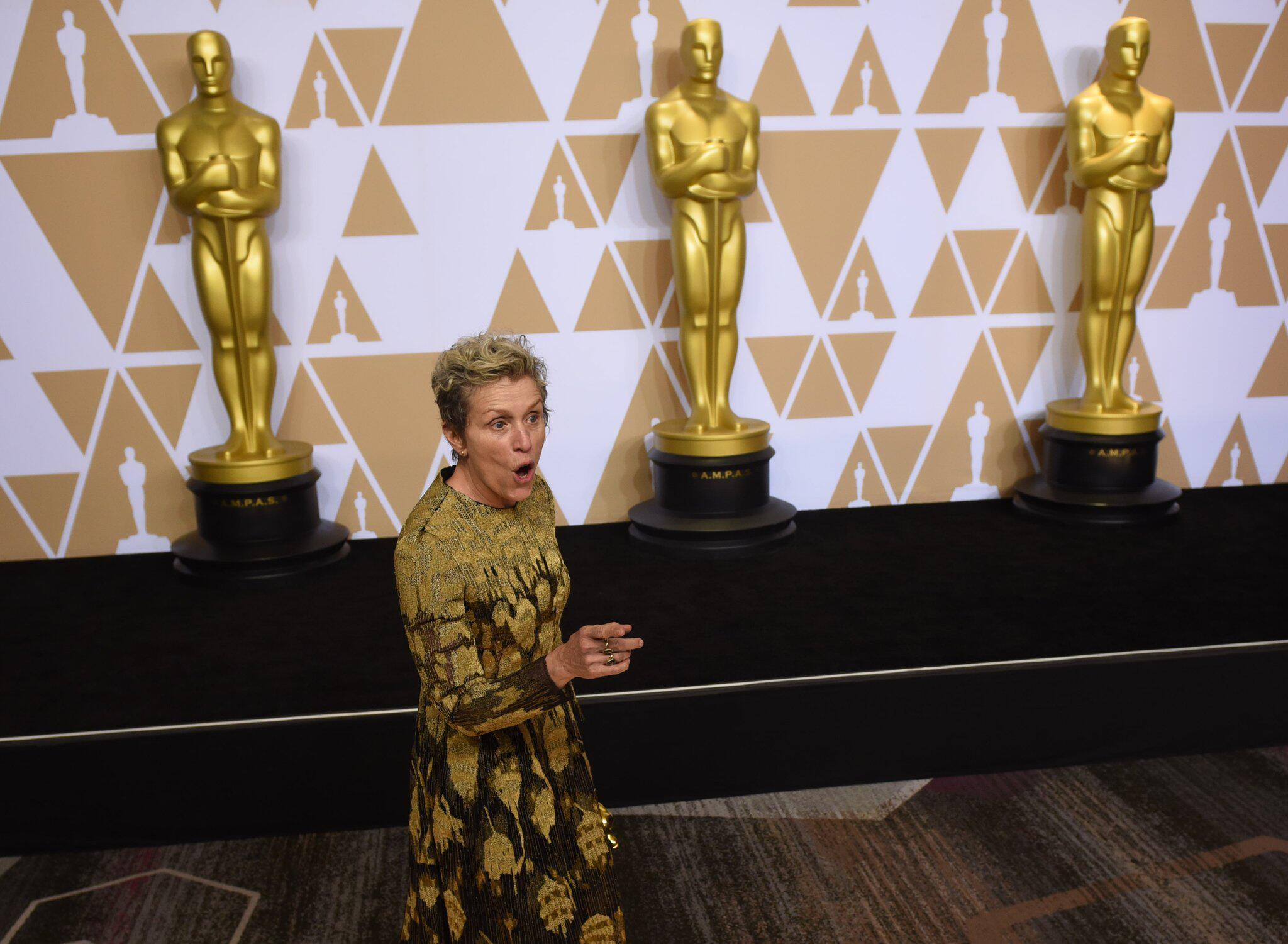 Bild zu Oscars 2018 - 90. Verleihung der Academy Awards