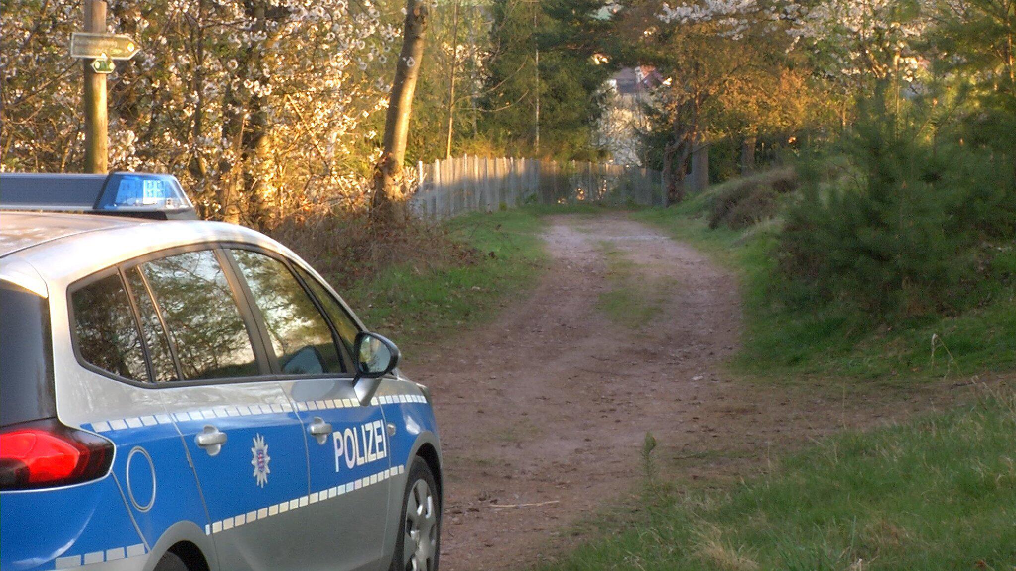 Bild zu Babyleiche in einem Wald in Thüringen entdeckt