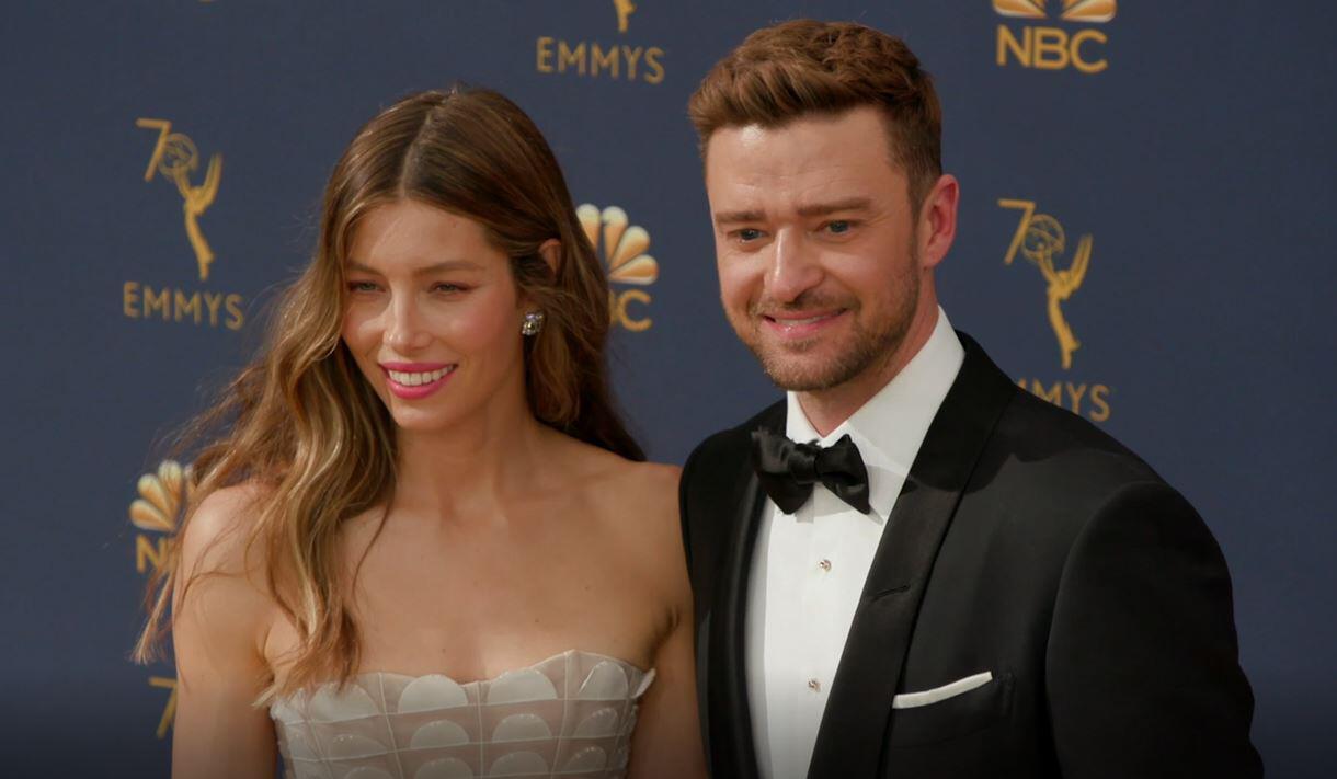Bild zu Jessica Biel, Justin Timberlake