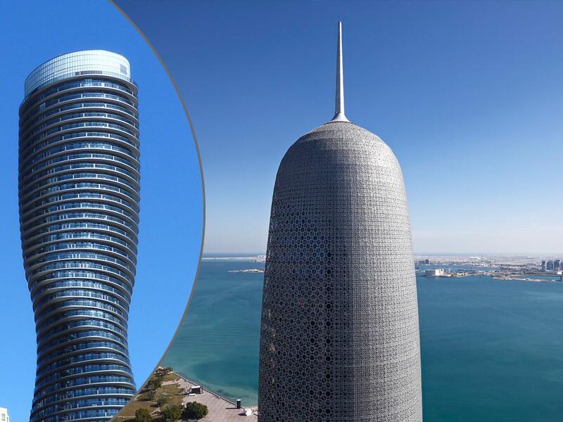 Bild zu Die schönsten Wolkenkratzer des Jahres 2012