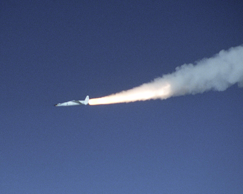 Bild zu Überschallflugzeug X-43