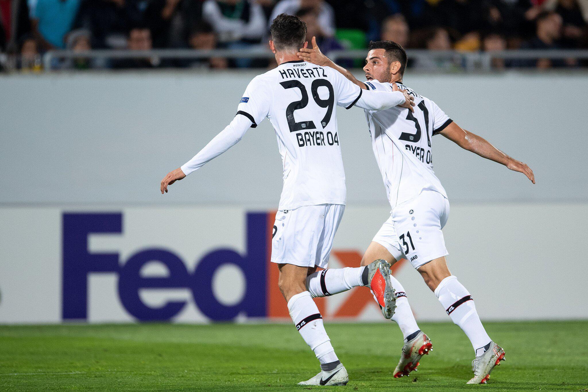 Bild zu Ludogorez Rasgrad - Bayer Leverkusen