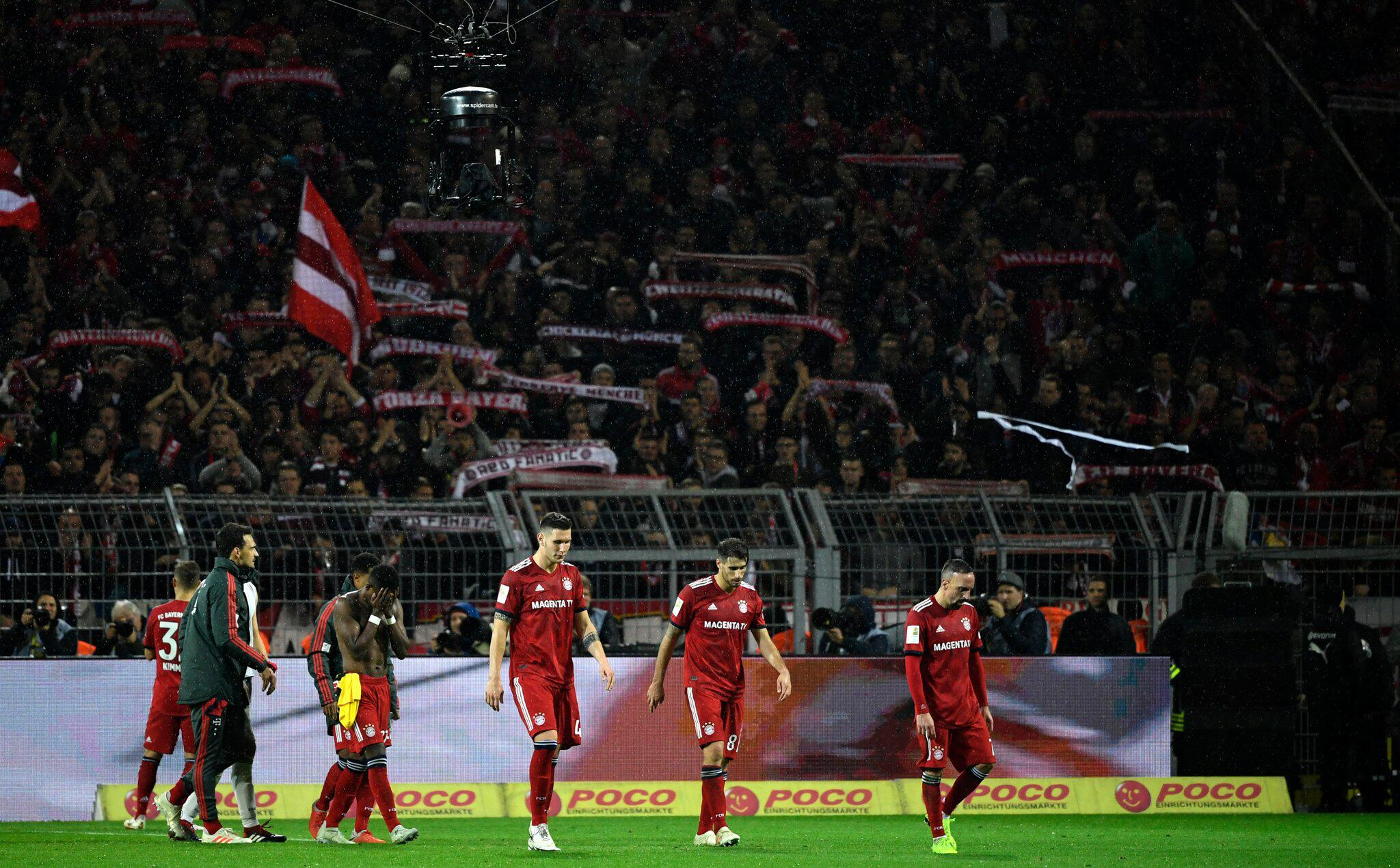 Bild zu Borussia Dortmund - FC Bayern München, Bundesliga, Joshua Kimmich, Mats Hummels, David Alaba