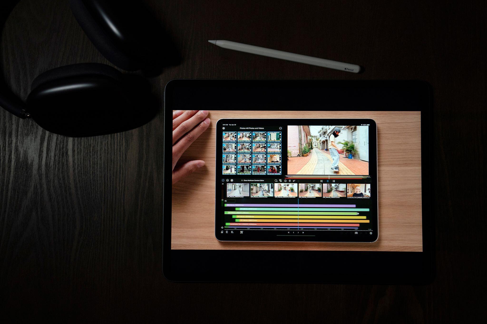 Bild zu Apple stellt neuen iPad Pro vor