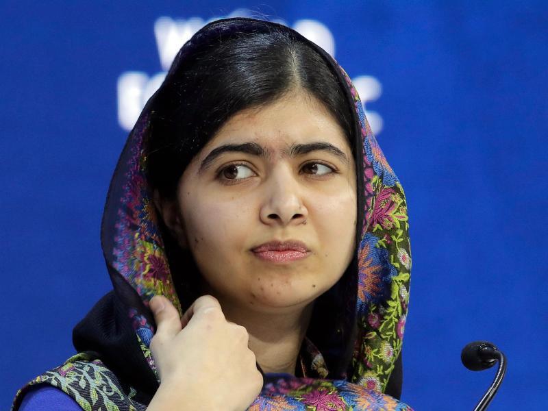Bild zu Malala Yousafzai