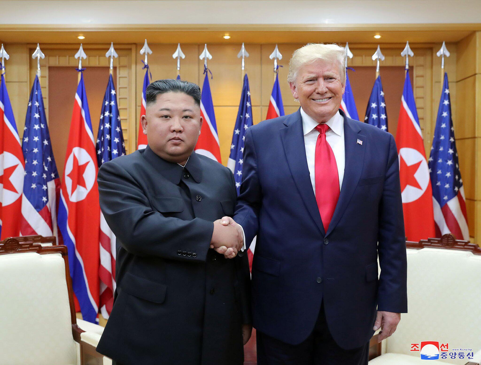 Bild zu Bericht: Atomgespräche zwischen USA und Nordkorea erneut geplatzt
