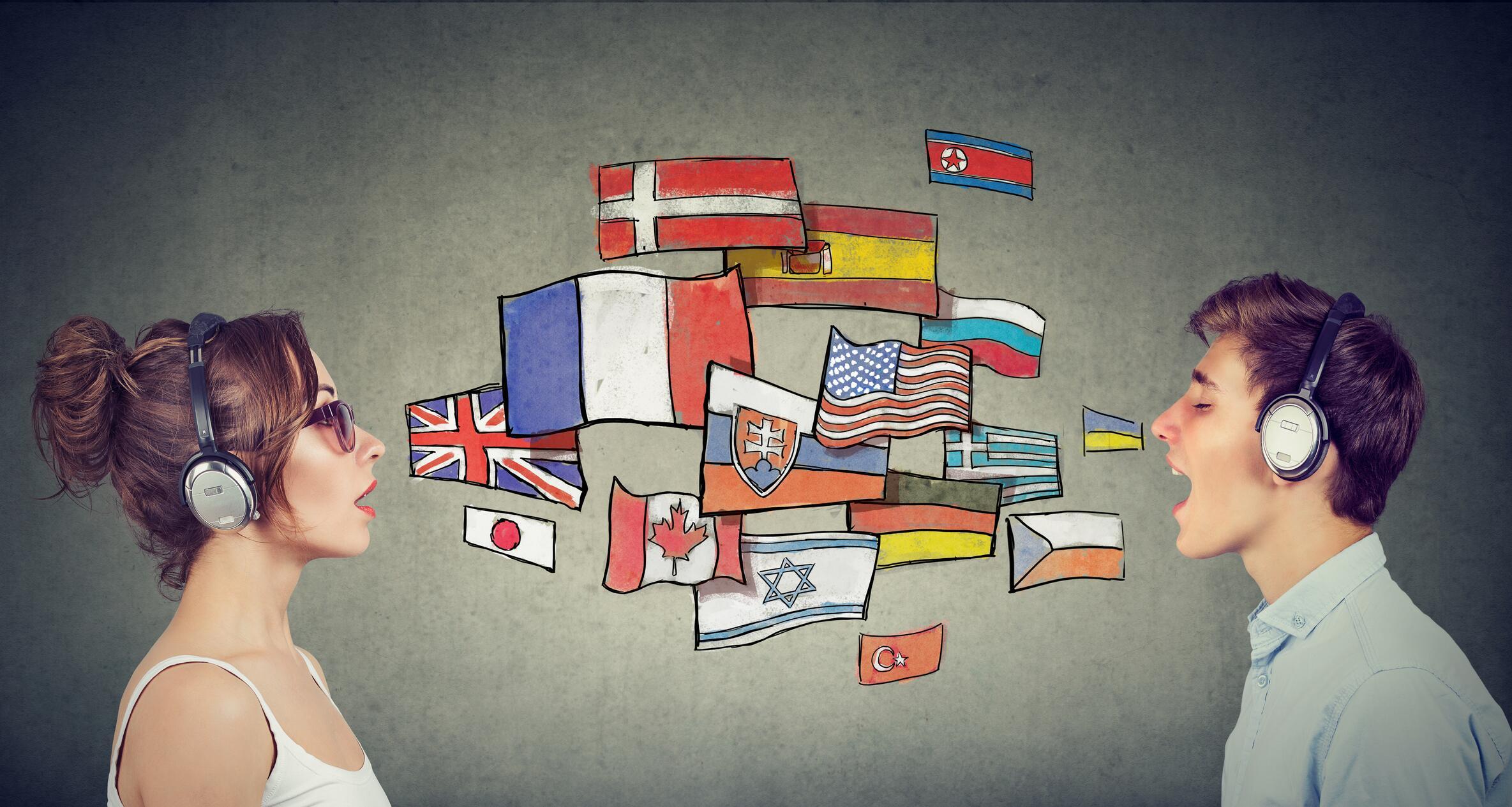 Bild zu sprachen, sprachen lernen, fremdsprache, tipps, ratgeber, vokabeln, spanisch, englisch