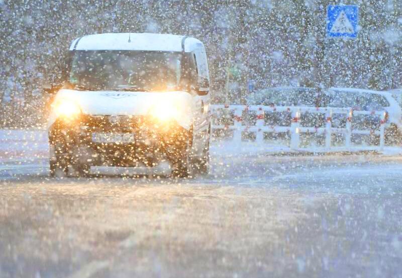 Bild zu Sicher fahren bei Winter-Wetter