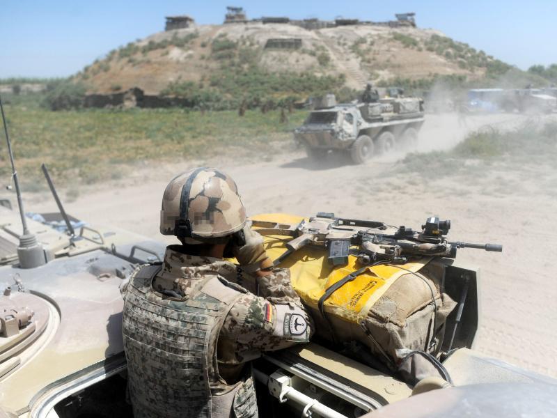 Bild zu Einsatz in Afghanistan
