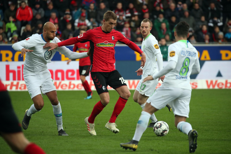 Bild zu Bundesliga, Freiburg, Wolfsburg, Petersen