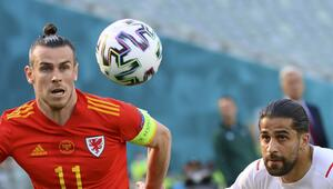 Fußball EM - Wales - Schweiz