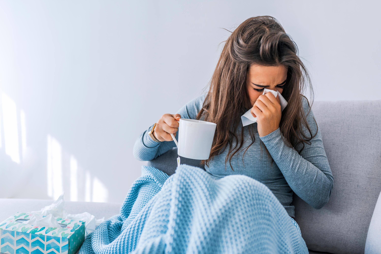 Bild zu Winter, Erkältung, Tipps, Virus, Symptome
