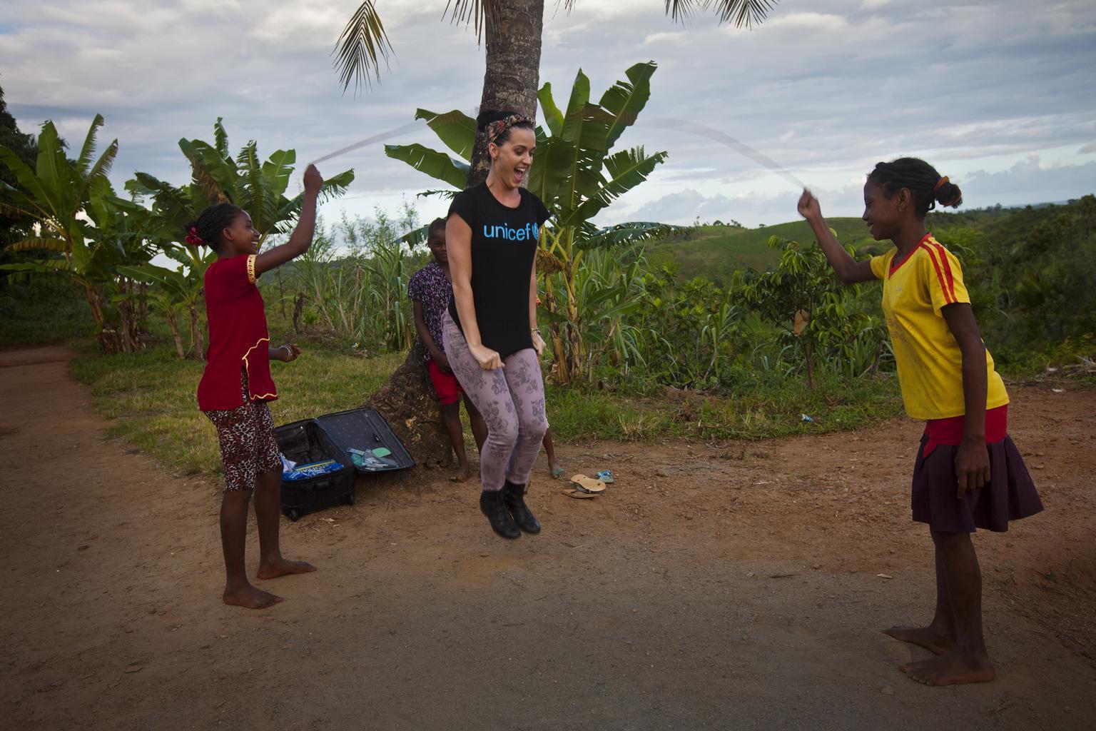 Bild zu Katy Perry in Madagaskar