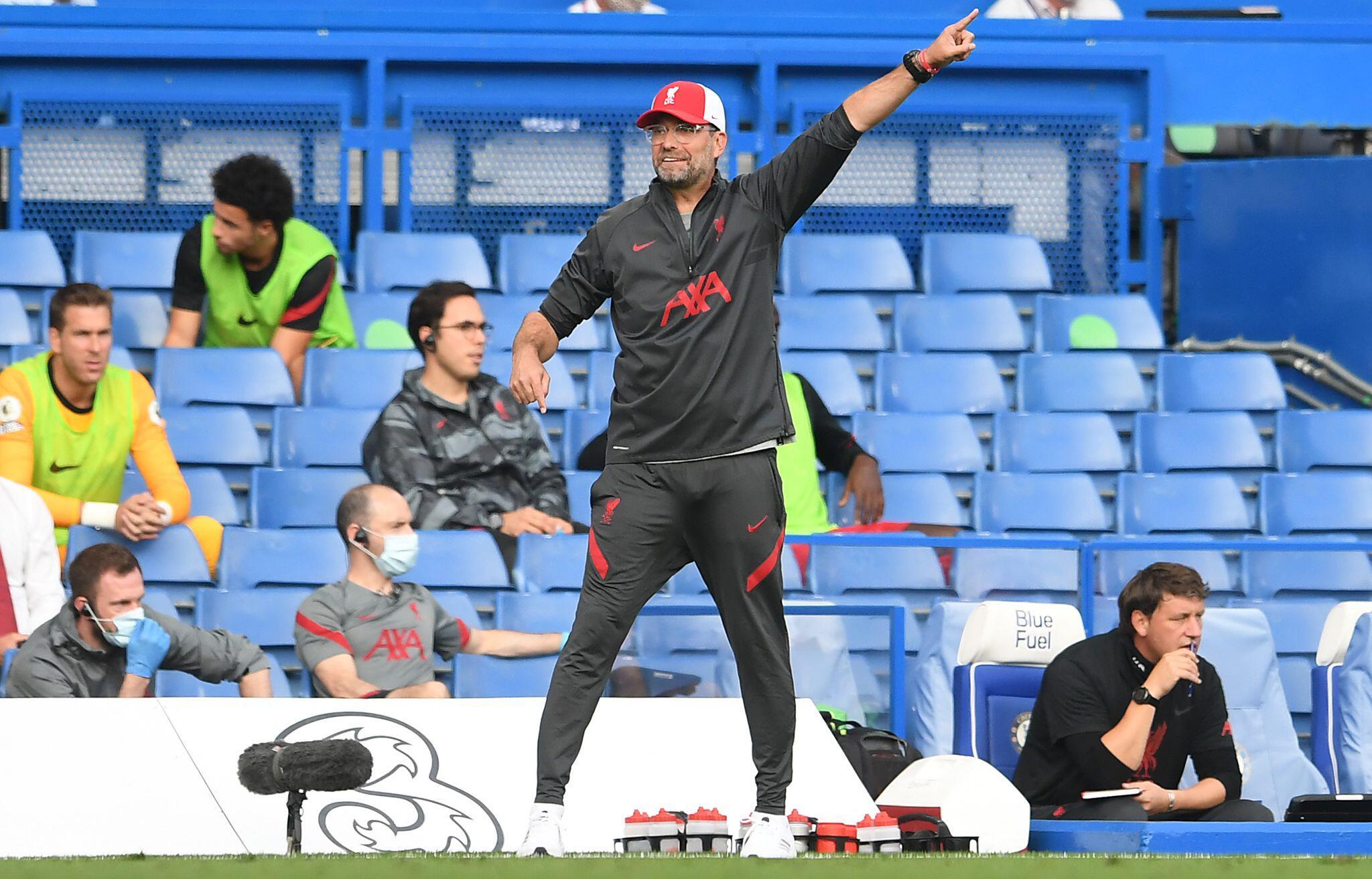 Bild zu FC Chelsea - FC Liverpool