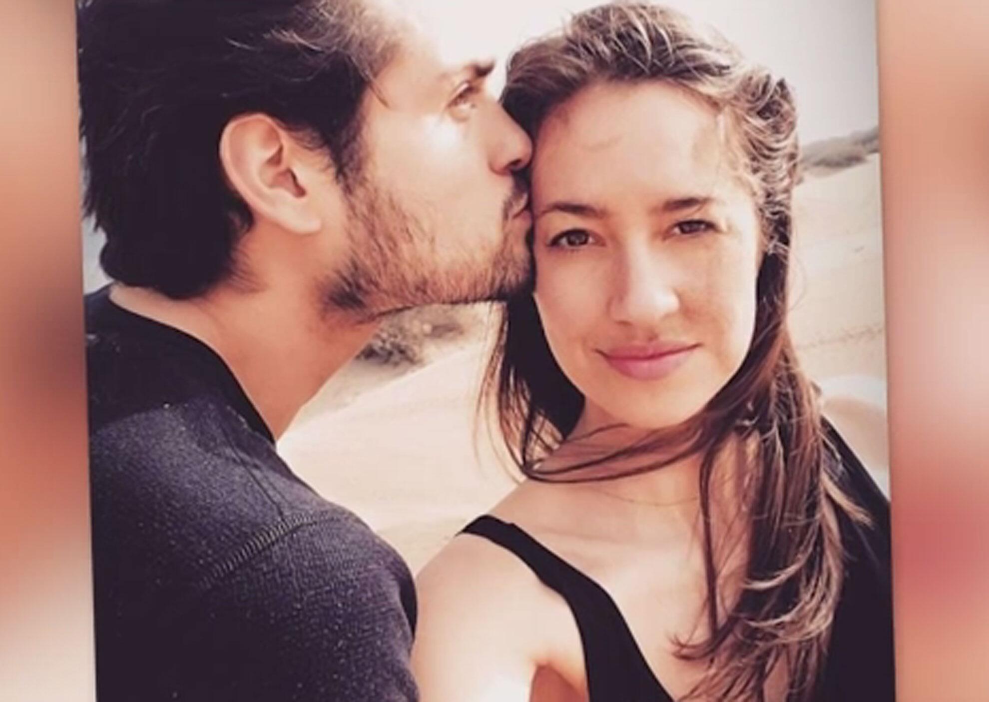 Bild zu GZSZ-Star: Privat küsst sie dieser Mann!