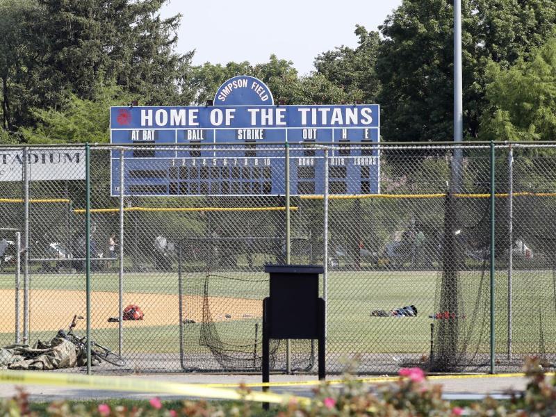Bild zu Baseball-Spielfeld