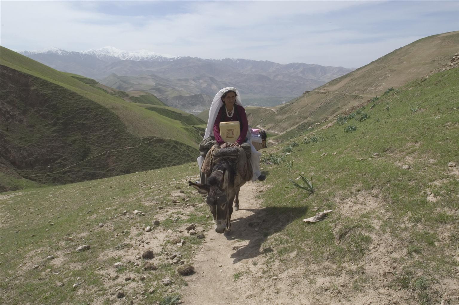 Bild zu Afghanistan, Impfen