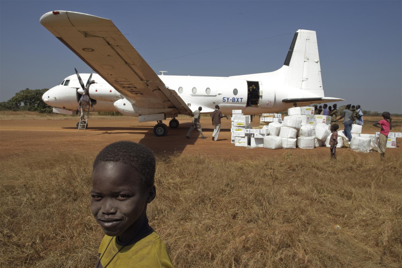 Bild zu Südsudan, Impfen