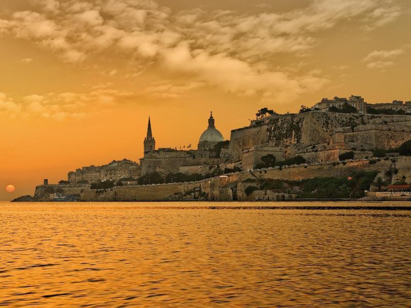 Bild zu Trendziel Malta