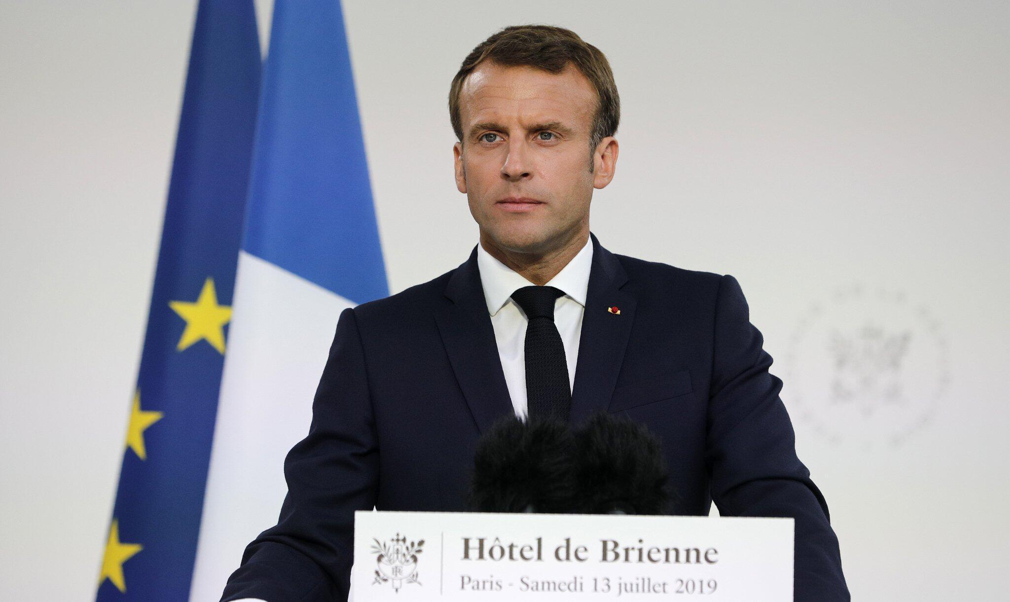 Bild zu Vor dem französischen Nationalfeiertag