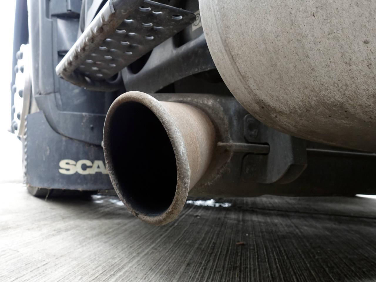 Bild zu Abgasvorschriften für Lkw