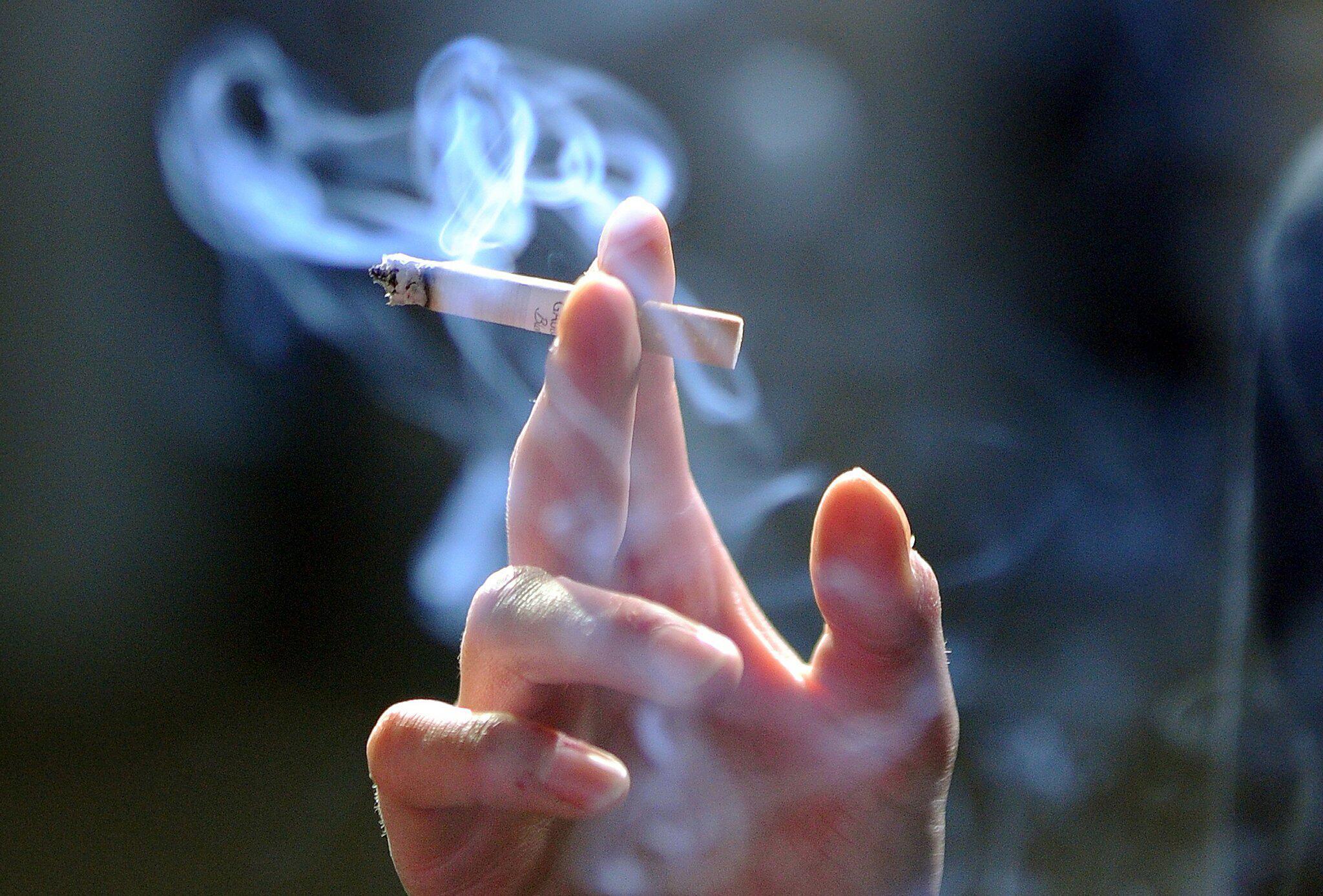 Bild zu Raucher in Thüringen