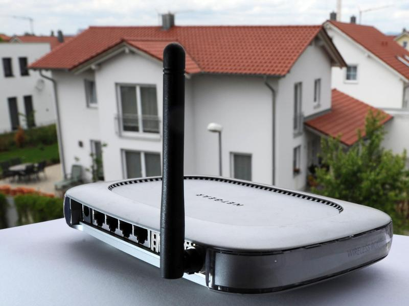 Bild zu Wlan-Router für die Wohnung