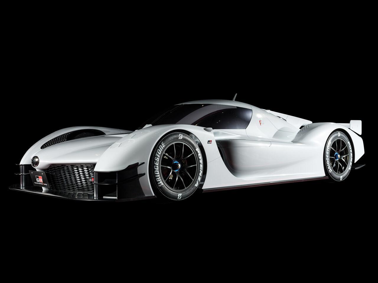 Bild zu Toyota GR Super Sport Concept