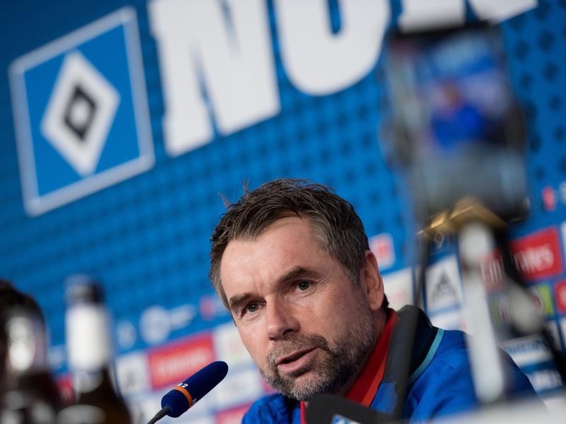 Bild zu HSV-Coach
