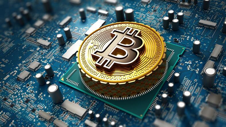 Geldanlage, Kryptowährung, Bitcoins, Depot, Börse, investieren, Finanzen