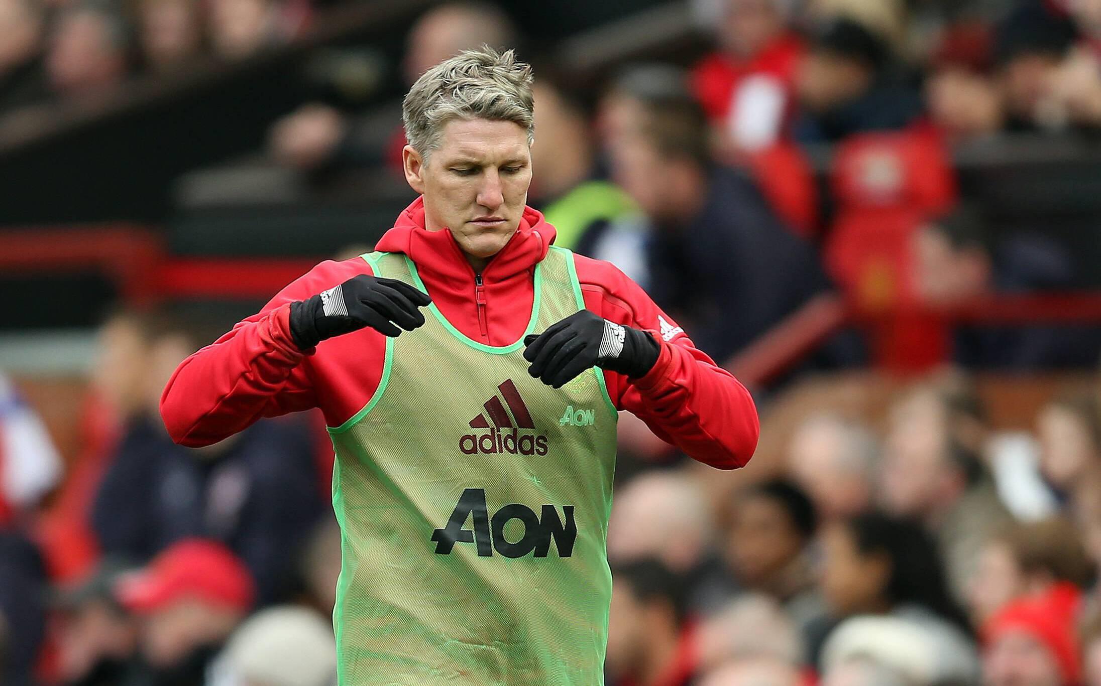 Bild zu Bastian Schweinsteiger, Schweini, Manchester United
