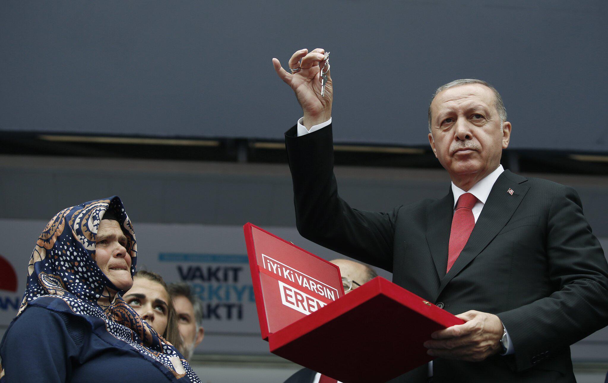 Bild zu Wahlen Türkei