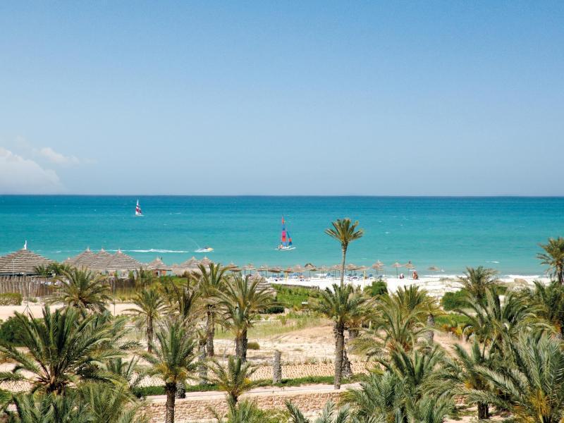 Bild zu Strand auf Djerba