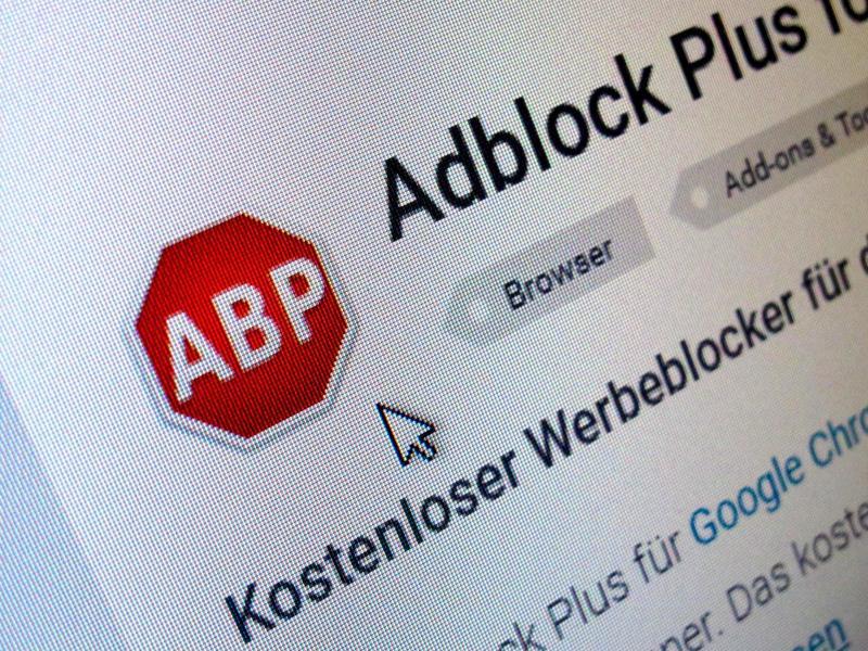Bild zu Internet-Werbeblocker