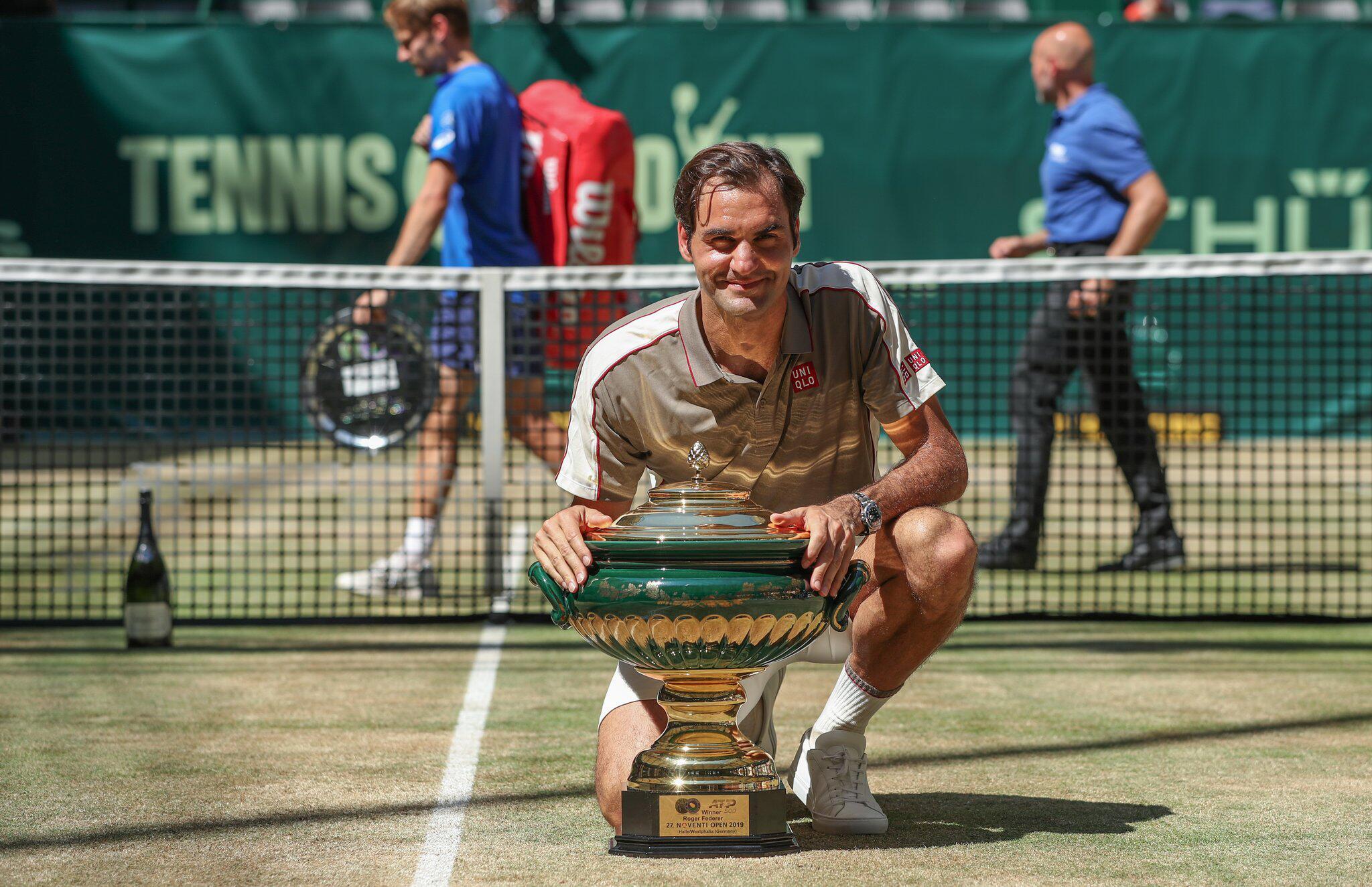 Bild zu ATP tournament in Halle