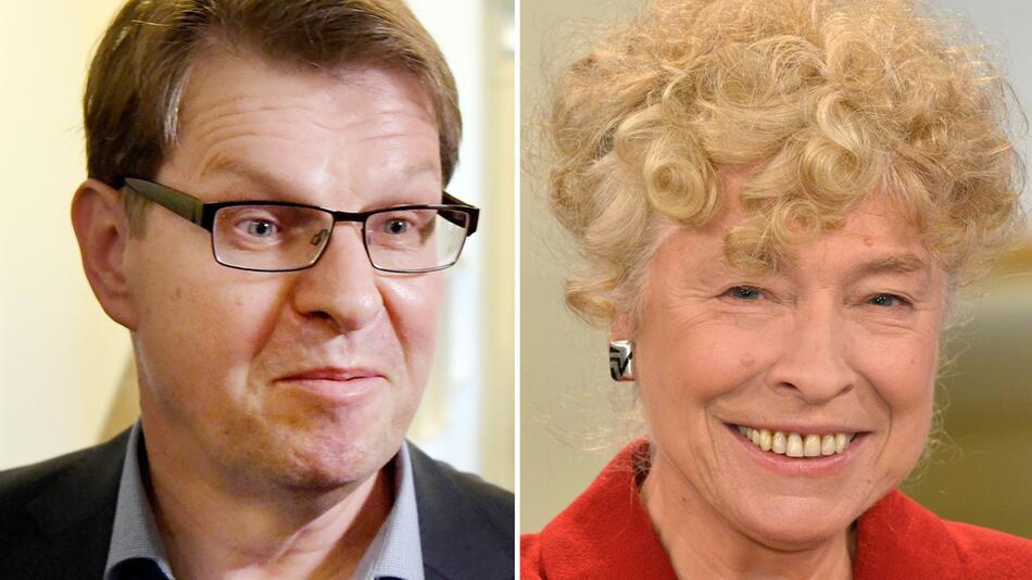 Schwan und Stegner streben SPD-Vorsitz an