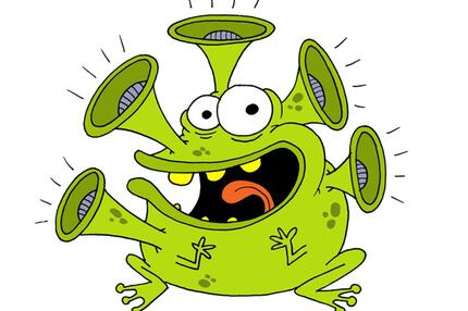 Der Lautfrosch