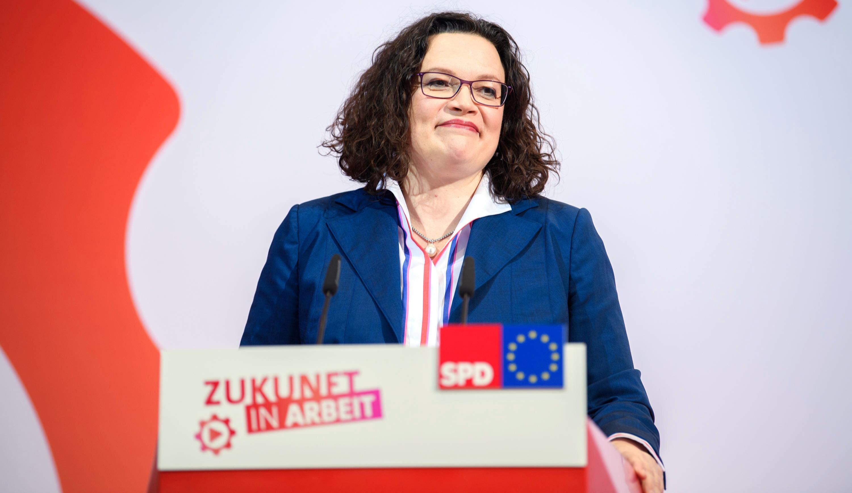 Bild zu SPD, CDU, CSU, Hartz IV