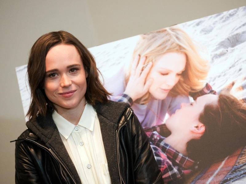 Bild zu Ellen Page