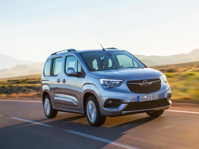 Bild zu Opel Combo