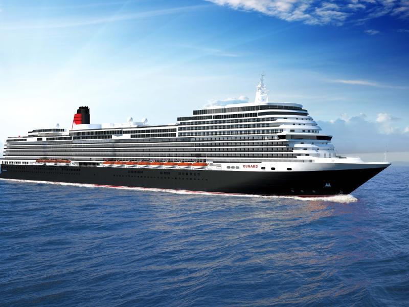 Bild zu Cunard erweitert Flotte