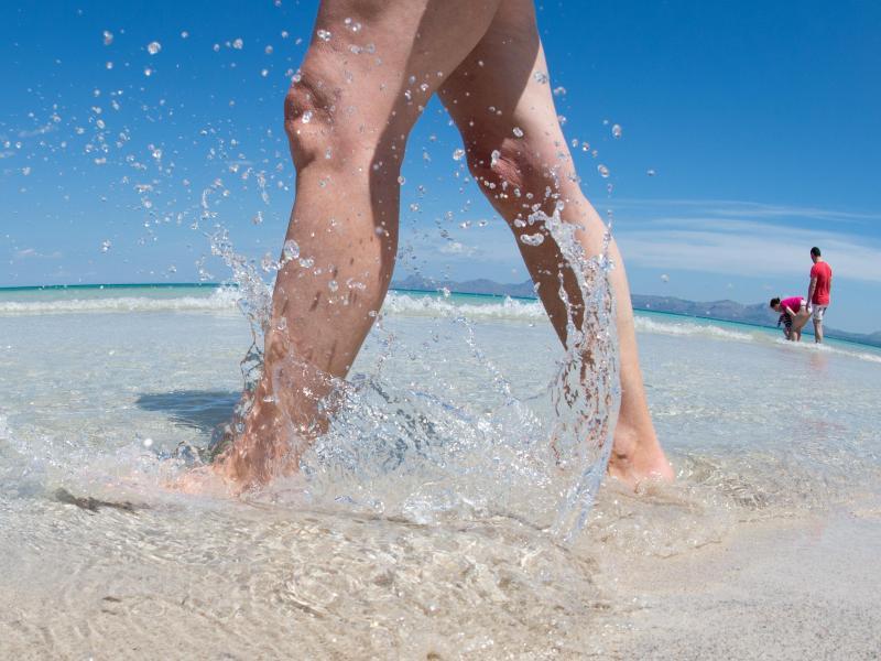 Bild zu Urlaub am Strand