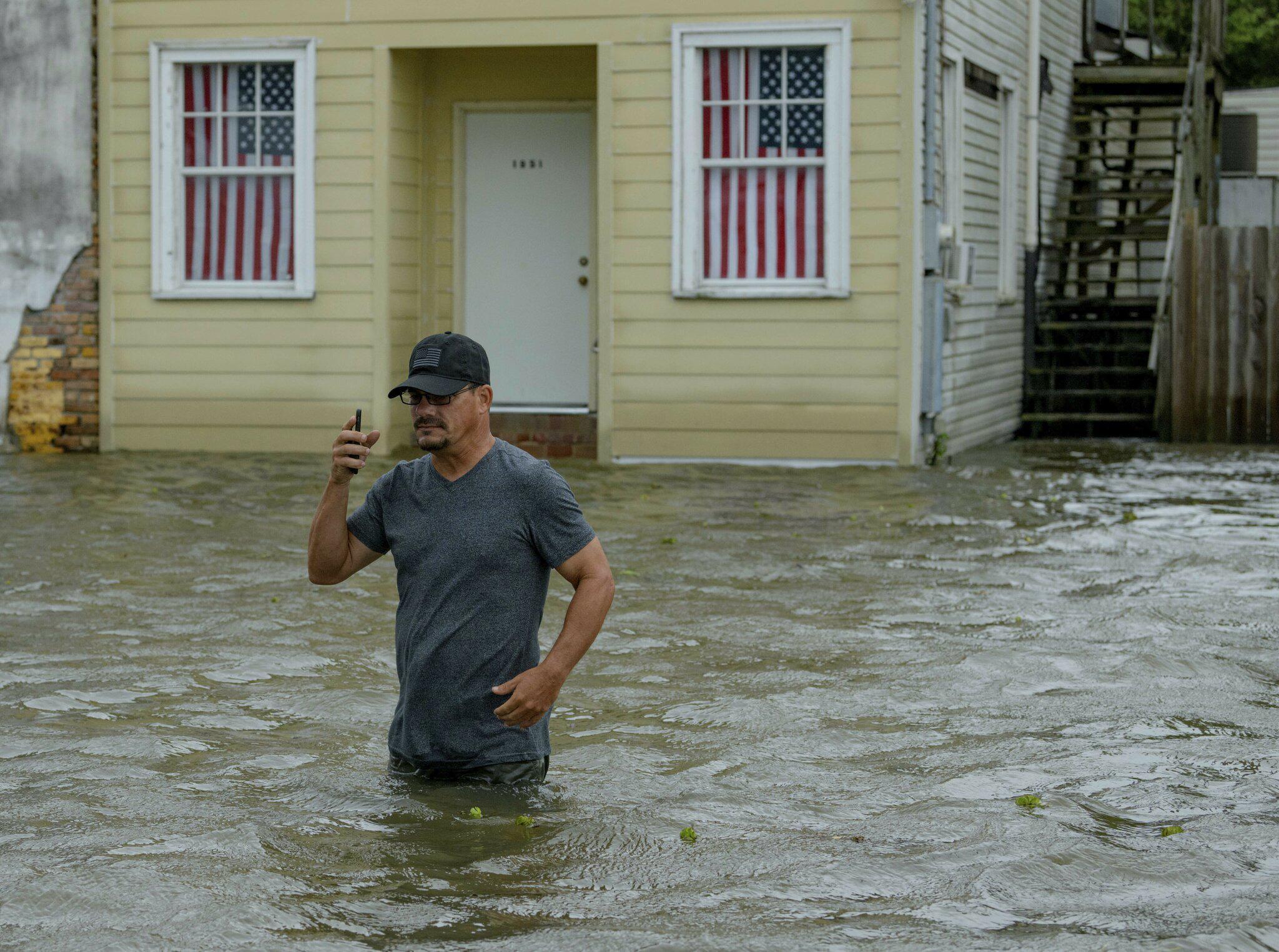 Bild zu Hurrikan Barry